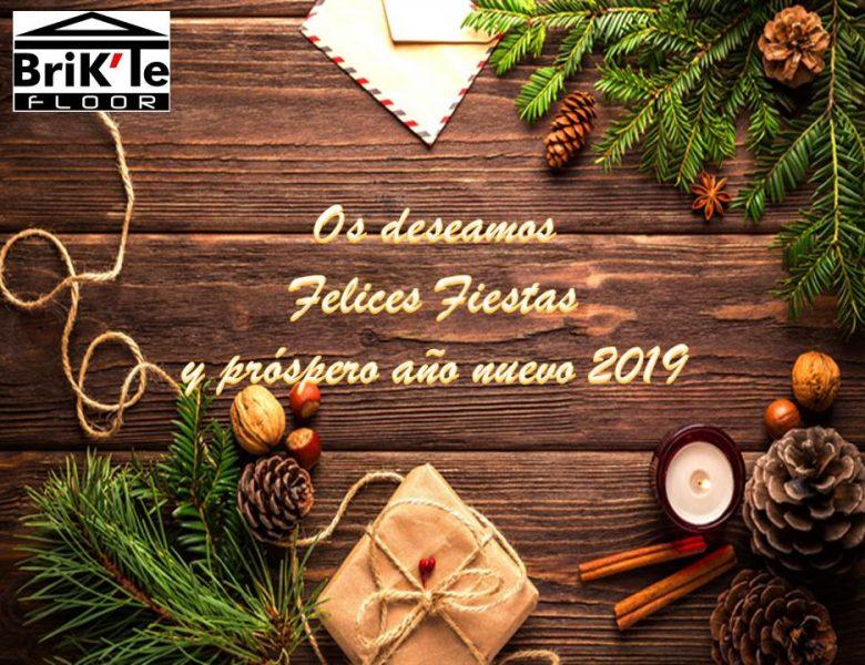 Presentaciones Feliz Navidad.Brikte Os Desea Feliz Navidad Y Prospero Ano Nuevo 2019